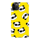 panda-Yellow-phone-case-IPhone Blast Case LITE For iPhone 11 Pro Max