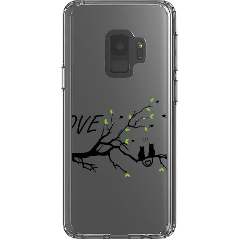 cats-transparent-phone-case Blast Case Style Type B For Samsung Galaxy S9