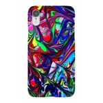 Abstract-2-phone-case- IPhone Blast Case LITE For iPhone XR