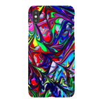 Abstract-2-phone-case- IPhone Blast Case LITE For iPhone XS Max