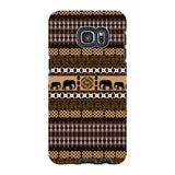 Africa-Elephant-phone-case-Samsung Blast Case PRO For Samsung Galaxy S6 Edge Plus