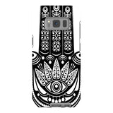 Hamsa-phone-case-Samsung Blast Case PRO For Samsung Galaxy S8