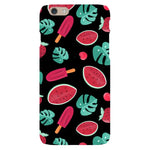 Summer-pattern-black-phone-case- IPhone Blast Case LITE For iPhone 6