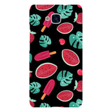 Summer-pattern-black-phone-case-Huawei Blast Case LITE For Huawei Honor 5C