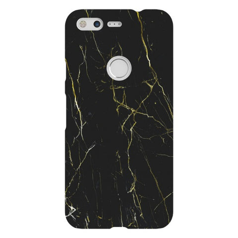 MARBLE - Black Gold - Google Pixel-phone-case Blast Case LITE For Google Pixel
