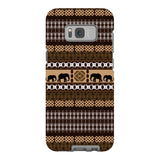Africa-Elephant-phone-case-Samsung Blast Case PRO For Samsung Galaxy S8 Plus