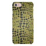 CROCODILE-skin-phone-case- IPhone Blast Case LITE For iPhone 8