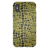 CROCODILE-skin-phone-case- IPhone Blast Case PRO For iPhone X