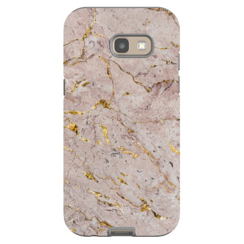 MARBLE - Rose Gold - Samsung-phone-case Blast Case PRO For Samsung A5 - 2017 Model