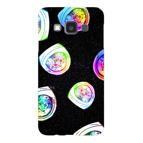 Floating-Kittens-Space-phone-case-Samsung Blast Case LITE For Samsung A3 - 2014 Model