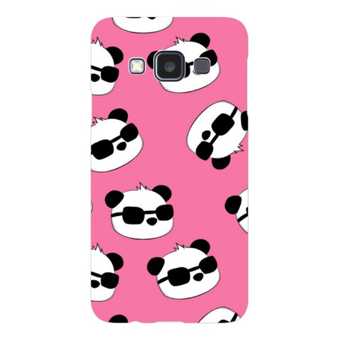 panda-Pink-phone-case-Samsung Blast Case LITE For Samsung A3 - 2014 Model