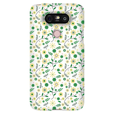 Flower pattern B - LG-phone-case Blast Case LITE For LG G5