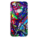 Abstract-2-phone-case-Google-Pixel Blast Case LITE For Google Pixel