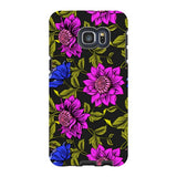 Flowers-a-phone-case-Samsung Blast Case PRO For Samsung Galaxy S6 Edge Plus