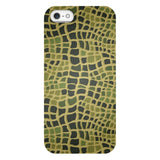 CROCODILE-skin-phone-case- IPhone Blast Case PRO For iPhone 5