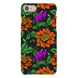 Flowers-B-phone-case- IPhone Blast Case LITE For iPhone 8