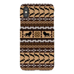 Africa-Lion-phone-case-IPhone Blast Case LITE For iPhone X
