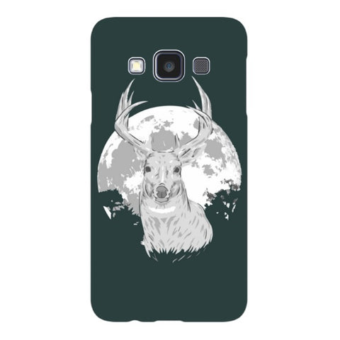deer-blue-phone-case- Samsung Blast Case LITE For Samsung A3 - 2014 Model