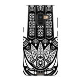 Hamsa-phone-case-Samsung Blast Case PRO For Samsung A8