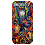 Abstract--phone-case-Google-Pixel Blast Case PRO For Google Pixel