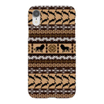 Africa-Lion-phone-case-IPhone Blast Case LITE For iPhone XR