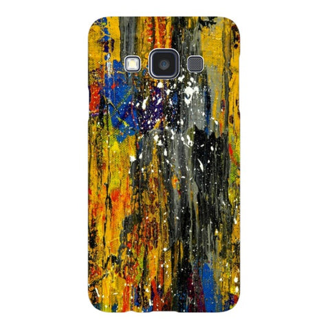 Abstract-3-phone-case- Samsung Blast Case LITE For Samsung A3 - 2014 Model