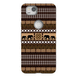 Africa-Elephant-phone-case-Google-Pixel Blast Case PRO For Google Pixel 2