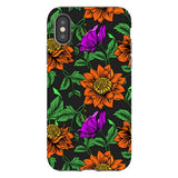 Flowers-B-phone-case- IPhone Blast Case PRO For iPhone X