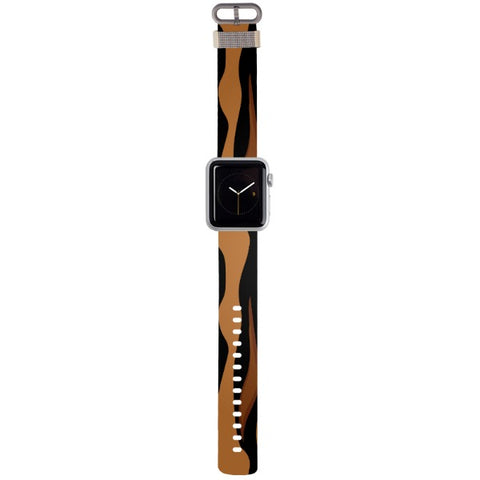 WATCH STRAP - Tigris for apple watch 38 mm in Nylon