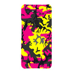 Camo-Pink-Yellow-phone-case-Google-Pixel Blast Case LITE For Google Pixel 3A