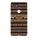 Africa-Elephant-phone-case-Google-Pixel Blast Case LITE For Google Pixel 2 XL