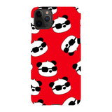panda-Red-phone-case-IPhone Blast Case LITE For iPhone 11 Pro Max