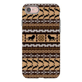 Africa-Lion-phone-case-IPhone Blast Case PRO For iPhone 7