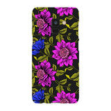 Flowers-a-phone-case-Samsung Blast Case LITE For Samsung A8