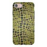 CROCODILE-skin-phone-case- IPhone Blast Case PRO For iPhone 8