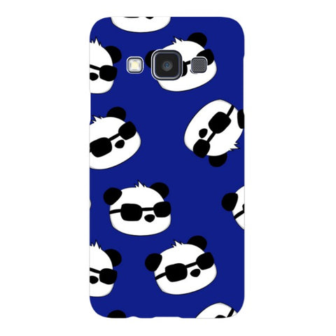 panda-Blue-phone-case-Samsung Blast Case LITE For Samsung A3 - 2014 Model