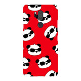 panda-Red-phone-case-LG Blast Case LITE For LG G7