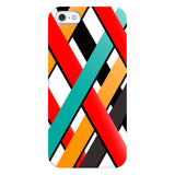 Line-pattern-White-phone-case-IPhone Blast Case PRO For iPhone 5