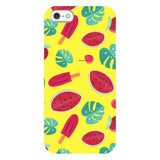 Summer-pattern-Yellow-phone-case- IPhone Blast Case LITE For iPhone 5