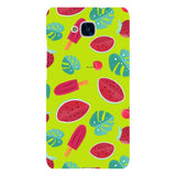 Summer-pattern-Light-Green-phone-case-Huawei Blast Case LITE For Huawei Honor 5C