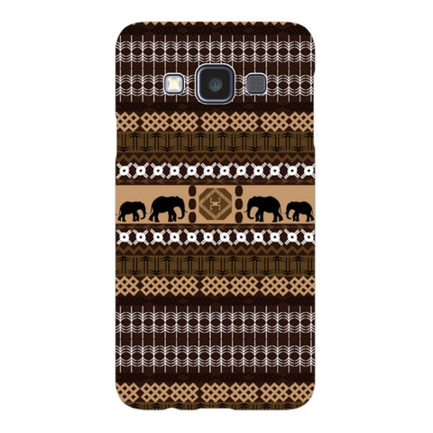 Africa-Elephant-phone-case-Samsung Blast Case LITE For Samsung A3 - 2014 Model