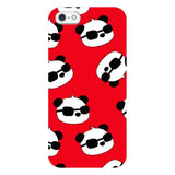 panda-Red-phone-case-IPhone Blast Case LITE For iPhone SE