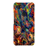 Abstract--phone-case-Google-Pixel Blast Case LITE For Google Pixel 3AXL