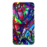 Abstract-2-phone-case- IPhone Blast Case LITE For iPhone X