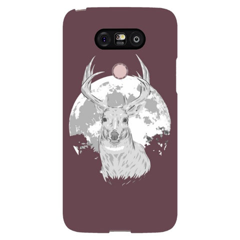 deer-Purple-phone-case-LG Blast Case LITE For LG G5
