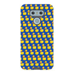 Ducks blue - LG-phone-case Blast Case PRO For LG G6