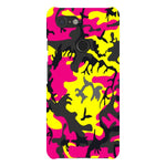 Camo-Pink-Yellow-phone-case-Google-Pixel Blast Case LITE For Google Pixel 3