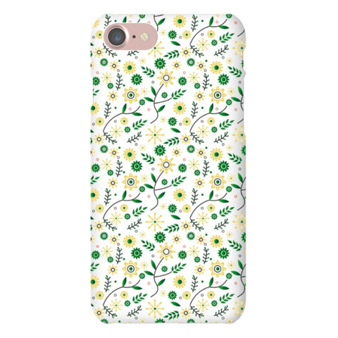 Flower pattern B - IPhone-phone-case Blast Case LITE For iPhone SE2