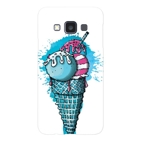 Ice-Cream-illustration-phone-case-Samsung Blast Case LITE For Samsung A3 - 2014 Model
