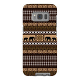 Africa-Elephant-phone-case-Samsung Blast Case PRO For Samsung Galaxy S8